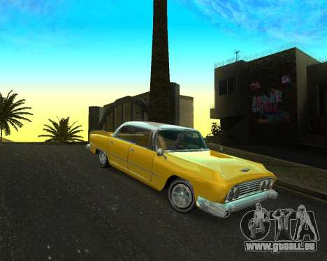 Dodge Polara für GTA San Andreas