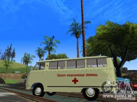 Urgence de RAPH-977IM pour GTA San Andreas laissé vue
