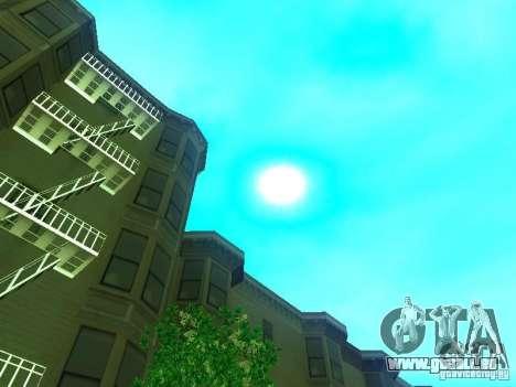 Neue Farbe-Mod für GTA San Andreas zehnten Screenshot