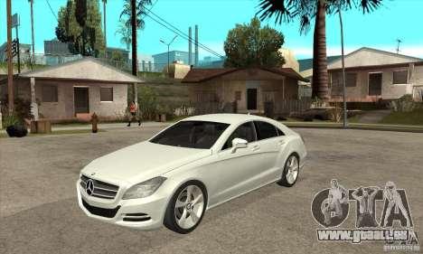 Mercedes-Benz CLS 350 2011 für GTA San Andreas