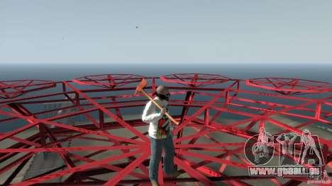 Accetta da pompiere für GTA 4 dritte Screenshot