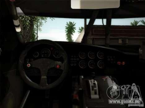 Dodge Ram 1500 4x4 pour GTA San Andreas vue de droite