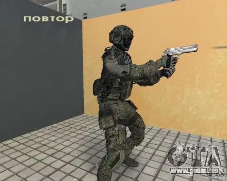 Frost von CoD MW3 für GTA Vice City sechsten Screenshot