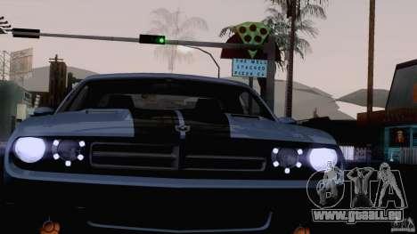 Dodge Challenger SRT8 für GTA San Andreas