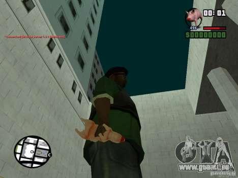Black Weapon by ForT pour GTA San Andreas sixième écran