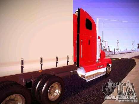 Freightliner FLD 120 für GTA San Andreas rechten Ansicht
