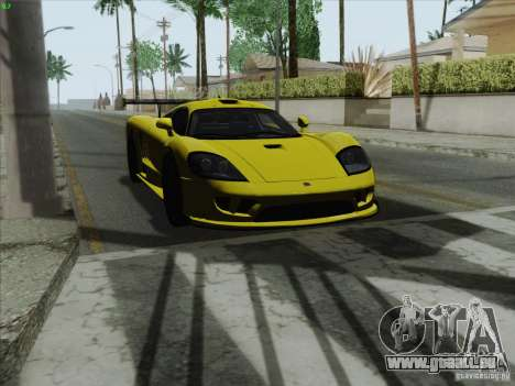 Saleen S7 Twin Turbo Competition Custom für GTA San Andreas rechten Ansicht