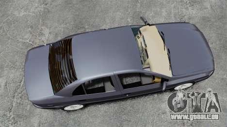 Iran Khodro Samand LX für GTA 4 rechte Ansicht
