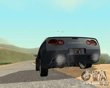 Soquette de GTA 4 pour GTA San Andreas sur la vue arrière gauche