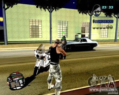Not ENB pour GTA San Andreas