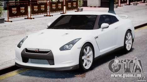 Nissan Skyline GT-R R35 pour GTA 4