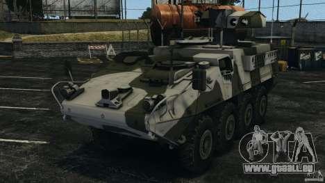 Stryker M1134 ATGM v1.0 für GTA 4