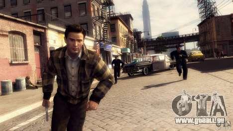 Images de démarrage dans le style d'une Mafia II pour GTA San Andreas cinquième écran