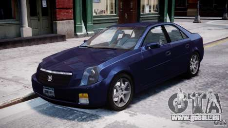 Cadillac CTS pour GTA 4