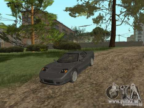 Guépard de GTA 4 pour GTA San Andreas