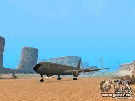 Boeing KC767 U.S Air Force pour GTA San Andreas