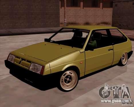 VAZ 2108-RF für GTA San Andreas