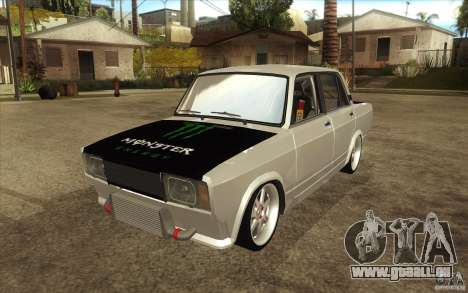 VAZ Lada 2107 Drift für GTA San Andreas