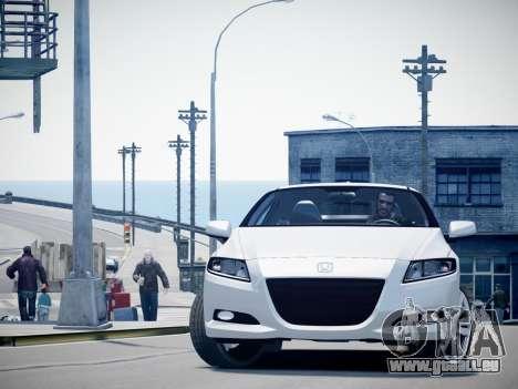 Honda Civic CR-Z für GTA 4
