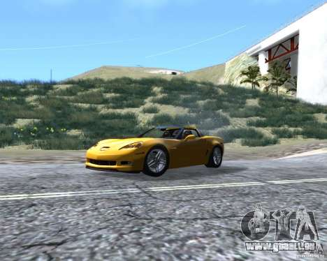 ENB Series by LeRxaR v 2.0 pour GTA San Andreas deuxième écran