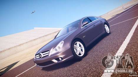 Mercedes-Benz CLS 63 pour GTA 4