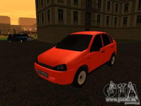 VAZ 1118 für GTA San Andreas