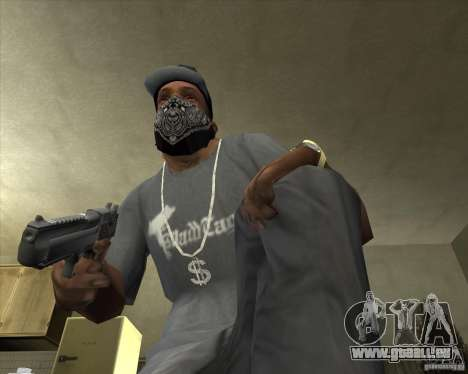 New Desert Eagle für GTA San Andreas zweiten Screenshot