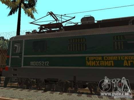 Chs2 pour GTA San Andreas laissé vue
