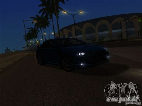 IG ENBSeries v2.0 pour GTA San Andreas cinquième écran