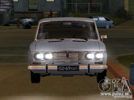 VAZ 2103 niedrige Classic für GTA San Andreas Rückansicht
