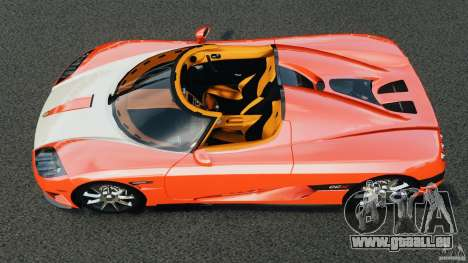 Koenigsegg CCX 2006 v1.0 [EPM][RIV] pour GTA 4 est un droit