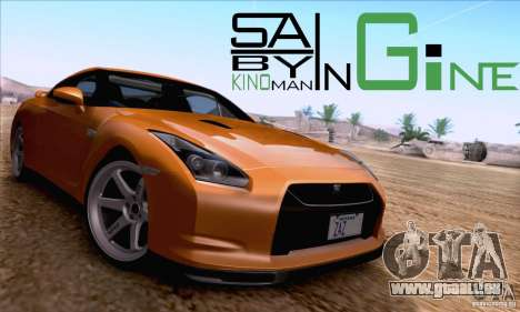 SA_nGine v1.0 pour GTA San Andreas