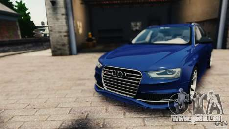Audi RS4 Avant 2013 v2.0 für GTA 4