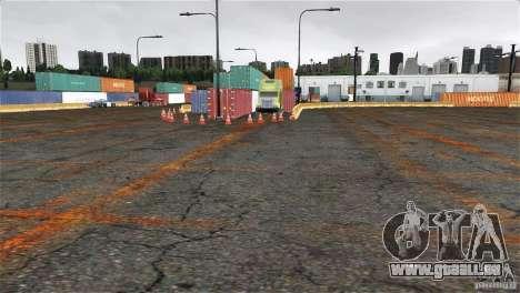 Blur Port Drift pour GTA 4 quatrième écran