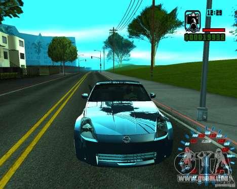 ENB by Makc pour GTA San Andreas deuxième écran