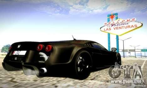 Noble M600 Final für GTA San Andreas Seitenansicht