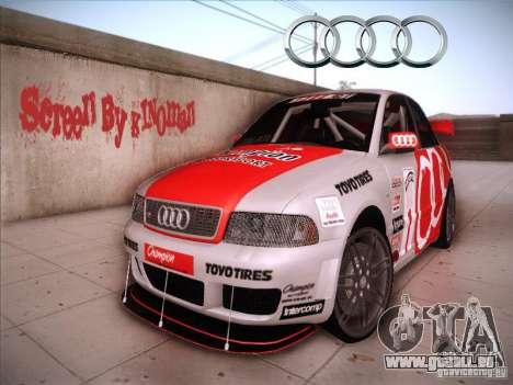 Audi S4 Galati Race pour GTA San Andreas