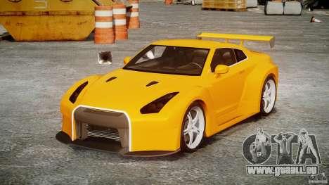 Nissan Skyline R35 GTR für GTA 4
