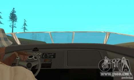 GTAIV TBOGT Floater pour GTA San Andreas vue arrière