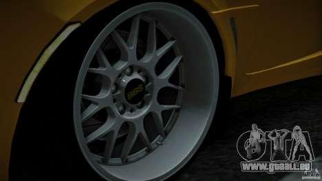 Lotus Exige Track Car pour GTA San Andreas vue de dessus