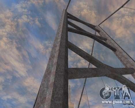 Neue Texturen der drei Brücken in SF für GTA San Andreas dritten Screenshot