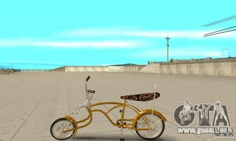 Lowrider für GTA San Andreas linke Ansicht