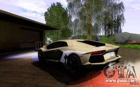 ENB Series - BM Edition v3.0 pour GTA San Andreas troisième écran