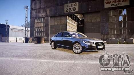 Audi A6 v1.0 pour GTA 4 est une gauche