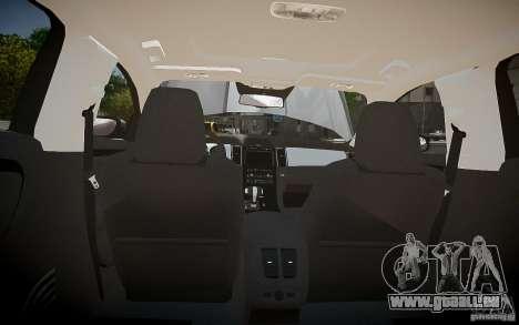 Ford Taurus SHO 2010 pour GTA 4 Salon