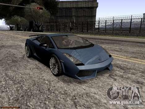 LibertySun Graphics For LowPC pour GTA San Andreas