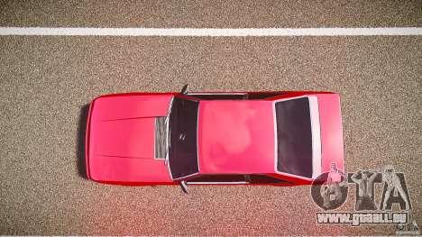 Ford Mustang GT 1993 Rims 2 pour GTA 4 est un droit