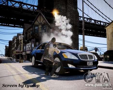 Modern Warfare 3 Soap Africa für GTA 4 fünften Screenshot