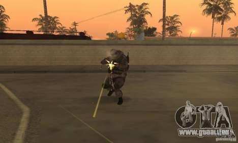 Soldaten aus der CoD MW für GTA San Andreas dritten Screenshot