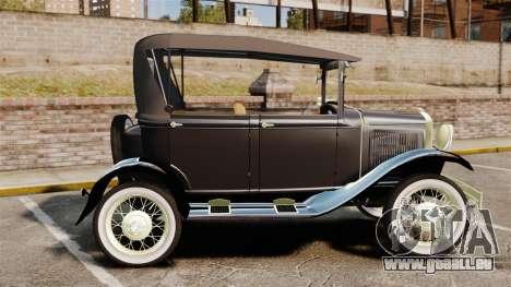 Ford Model T 1924 für GTA 4 linke Ansicht